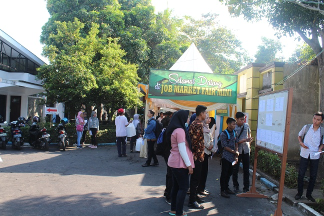 JOB MARKET FAIR MINI KE 2 TAHUN 2019